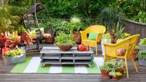 Fall Yard Decor Ideas