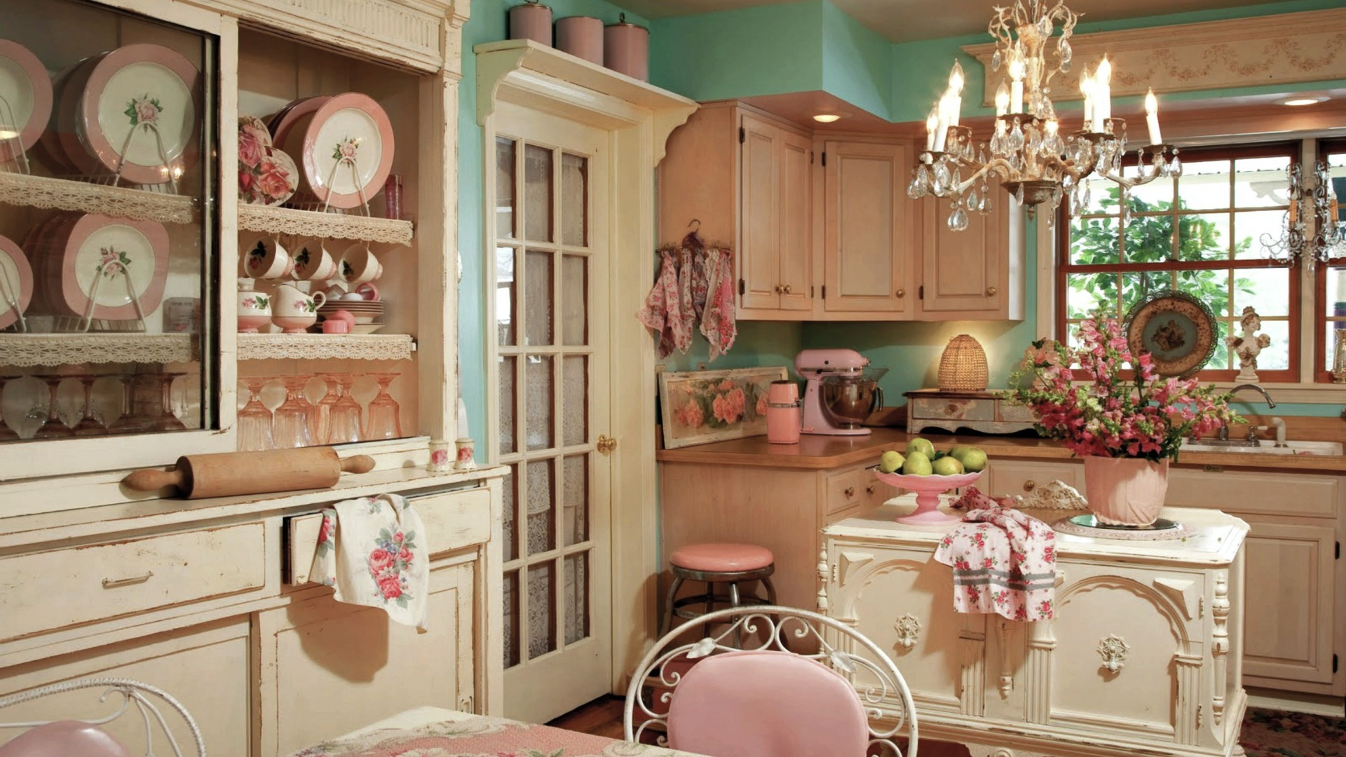 Vintage Kitchen Decor Ideas for Perfect Look | Southern ...
